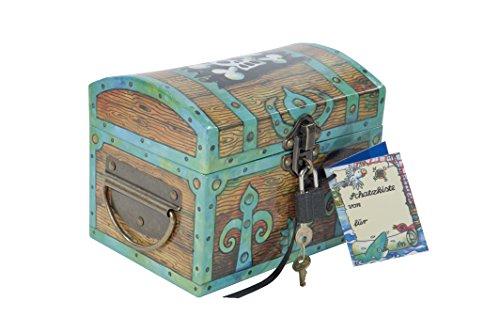 Helga Kreft 30022 - Cofanetto del tesoro dei pirati