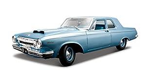 Maisto- Dodge 330, Color Azul (31652)
