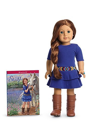 american-girl-of-2013-saige-doll-paperback-book-by-american-girl