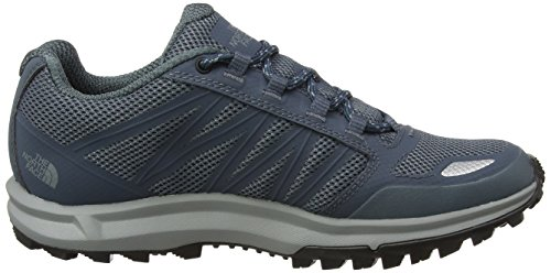 The North Face Herren Litewave Fastpack Gore-Tex Trekking-& Wanderhalbschuhe Mehrfarbig (Dak Slate Blue/monumnt Grey)