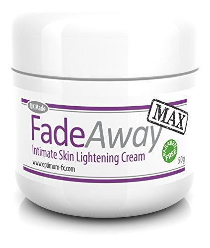 FadeAway MAX Intimate Creme zur Hautaufhellung DOPPELTE STÄRKE 50ml
