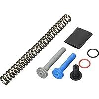 RockShox - Kit de elevador y muelle de espiral para horquillas Dart/XC28 verde X-Soft Green Talla:8/10 cm