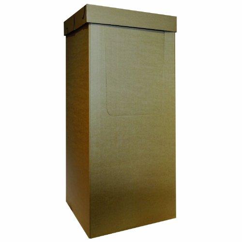 1 neue Kleiderbox - Kleiderbox in Profi Qualität mit separatem Deckel incl Aufhängevorrichtung thumbnail