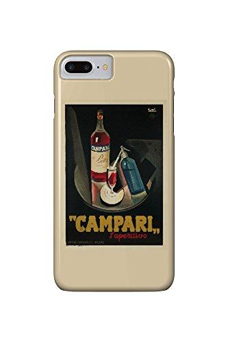 campari-laperitivo-artist-nizzoli-italy-c-1926-vintage-poster-iphone-7-plus-cell-phone-case-slim-bar