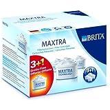 """Brita 100482 Filterkartuschen """"Maxtra"""", 3-er Pack und 1-er gratis"""
