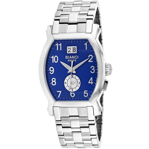 ROBERTO BIANCI WATCHES Women's 'La Rosa' Swiss Quartz Stainless Steel Casual Watch, Color:Silver-Toned (Model: RB18625)