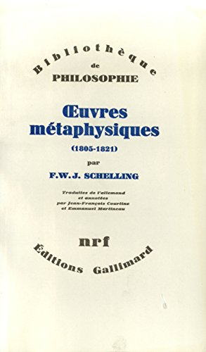 Oeuvres mtaphysiques