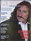Telecharger Livres FIGARO MAGAZINE LE No 14176 du 24 03 1990 DEPARDIEU CYRANO ALLEMAGNE KOHL LA SIXTINE DES PHARAONS IN TERDITE AU PUBLIC SOCIALISTES LE COULOIR DE L MORT CHAISE ELECTRIQUE AUX ETATS UNIS IMMOBILIER A PARIS (PDF,EPUB,MOBI) gratuits en Francaise