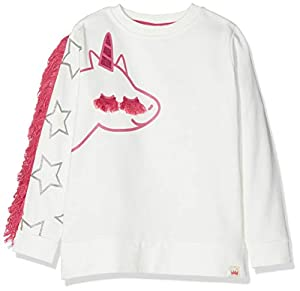 ZIPPY Chaleco Sudadera, Blanco (Cloud