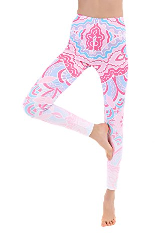wera june Damen Leggings One size Rose