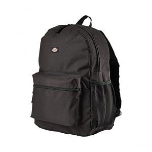 41UyJrtAI2L. SS300  - Dickies Mens Basic Ripstop Rucksack Backpack Black BG0001