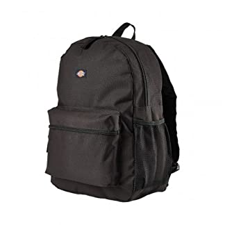 41UyJrtAI2L. SS324  - Dickies Mens Basic Ripstop Rucksack Backpack Black BG0001