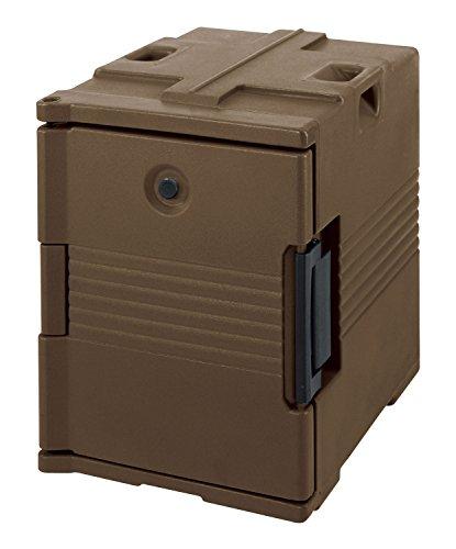 Cambro Camcarier Contenedir Isotermico para Gn 1/2, Marrón, 62x42x57 cm