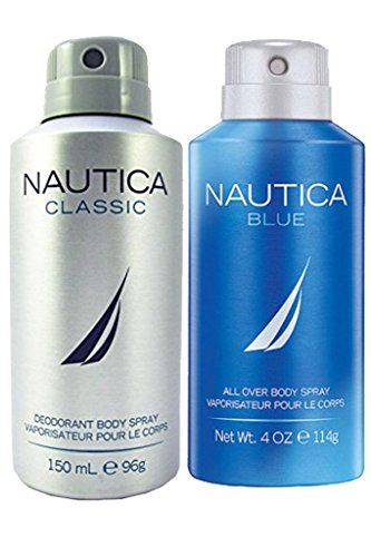 Nautica Pack Of 2 Men Deos 300Ml
