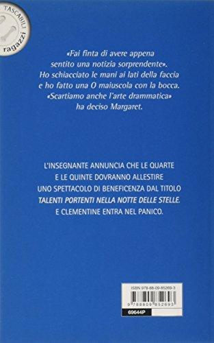 scaricare ebook gratis Che talento, Clementine! PDF Epub