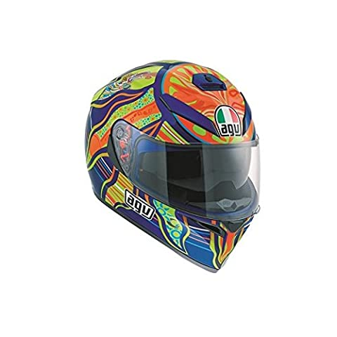 AGV K3 SV ROSSI 5 CONTINENTS Helmet S - 56cm