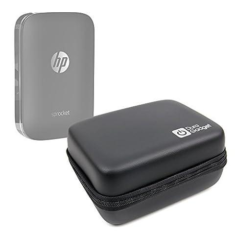 Etui rigide de protection pour Fujifilm Instax Share SP-2 Imprimante Pour Smartphone + mousqueton BONUS, par DURAGADGET
