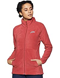 Columbia Women's Jacket (AK1307-602-S_Red_Small)