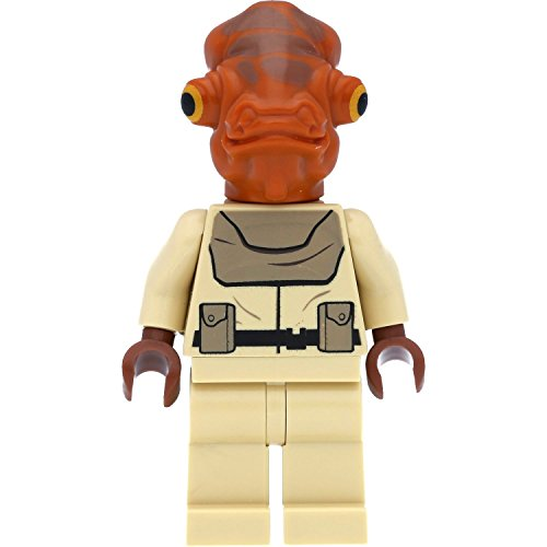 LEGO Star Wars Figur Mon Calamari aus Bausatz 7754