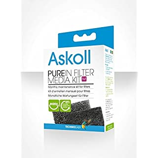 Askoll AC350013 KIT Replacement Filters for PURE M-L-XL