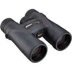 Nikon BAA830SA - Prismático (8 x 42, ED), negro