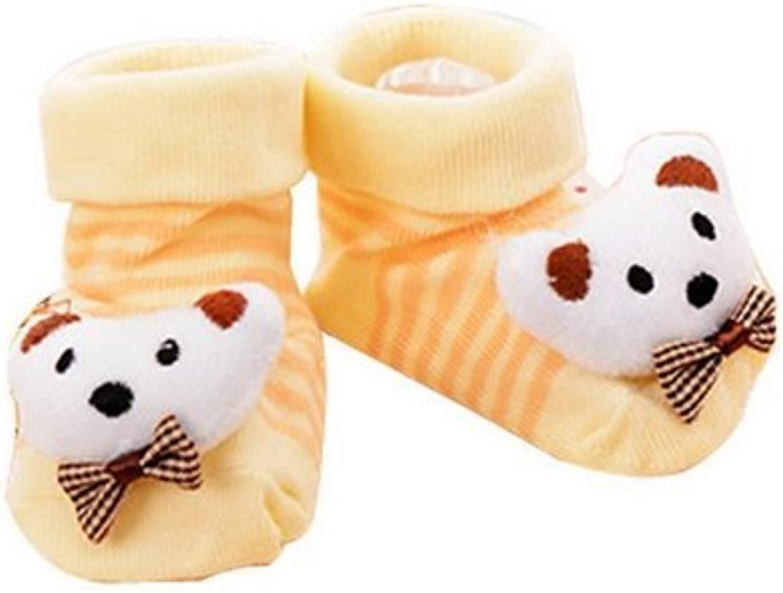 danapp cálido Creative Unisex Bebé lindo 3d Cartoon corto calcetín Slipper zapatos botas, perro, 1