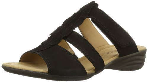 Gabor Shoes - Gabor, Sabot Donna Nero (Schwarz (schwarz))