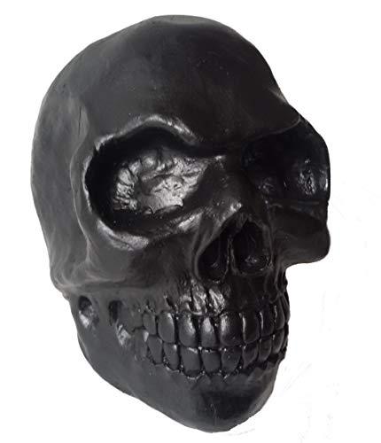42e8b28ffe Handgefertigt Hecho a Mano - Tapa Remolque Protectora Calavera Cráneo  Rótula - Tapones AHK
