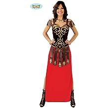 antikes Tiberia Römerin Kostüm für Damen Gr. M/L
