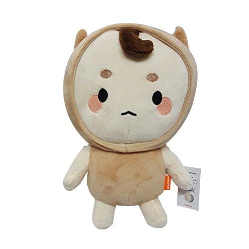 bonicrew-bogelgel-poipot-black-hug-tricat-korea-drama-tvn-goblin-doll-boglegel