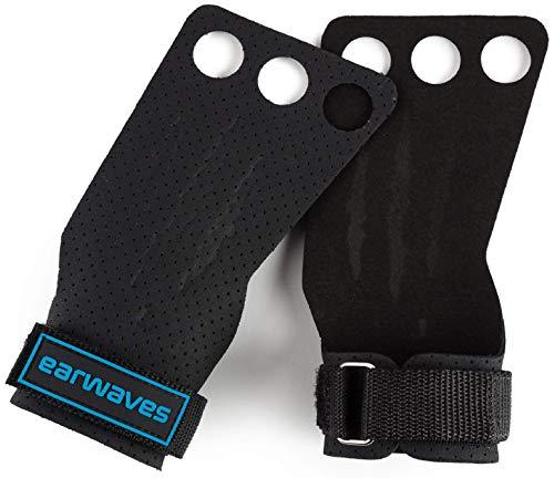 Earwaves ® Predator Grips 2 & 3 Agujeros - Calleras Crossfit para Hombre y Mujer. Ideales para Gimnásticos...