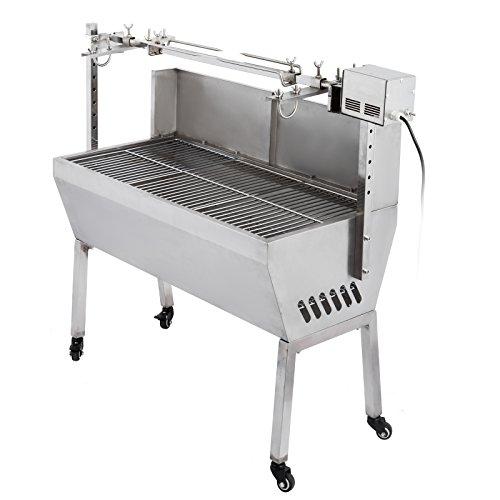 Anhon Barbecue Charcoal 40/60Kg Barbecue Schweinefleisch BBQ Weber Barbecue für Lamm, Rind, - Lamm Für Grill