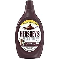 Hershey's Jarabe de chocolate sin azúcar 1 x 496g