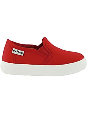 Victoria Slip on Lona - Zapatos Unisex Adulto