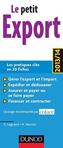 Le petit Export 2013/14-7e édition - Les pratiques clés en 20 fiches