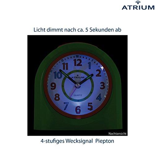 Atrium Kinderwecker A921-3, grün - 5