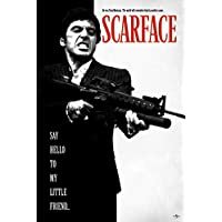 Grupo Erik Editores Poster Scarface (Say Hello To My Little Friend)