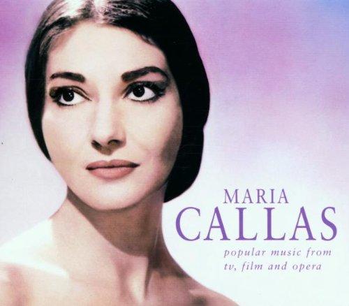 Maria Callas: Popular Music from...