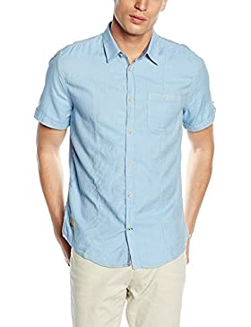 TOM TAILOR Herren Freizeithemd Floyd Sporty Structure Shirt