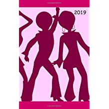 2019: People Dancing Retro Design. Weight Loss Planner. Includes 2019 Weekly Planner with Meals, Exercise and Calorie Trackers. Calorie Cheat Sheet. ... Get Fit and Live Healthy (Sunday Start Week).