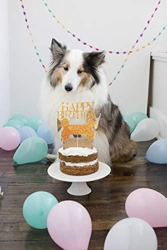 Características: Los adornos para cupcakes de gato son el mejor adorno de todo tipo de fiestas, tales como decoración de fiesta de cumpleaños, decoración de fiesta de bachelorette, decoración de boda fiesta que te ayuda a completar tus paste...