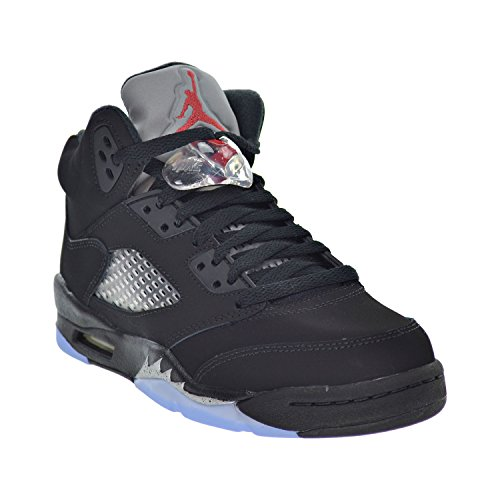 Nike Air Jordan 5 Retro Og Bg, espadrilles de basket-ball garçon Multicolore