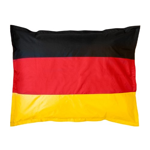 XXL Länderflaggen Riesensitzsack Deutschland Indoor Outdoor Original Lumaland
