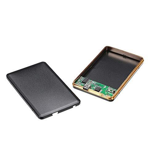 Docooler Haute qualité Micro SATA à Mini USB 5PIN 1.8 Pouces HDD Disque Dur Externe SSD Convertisseur Adaptateur pour Ordinateur Portable et boîtier PC
