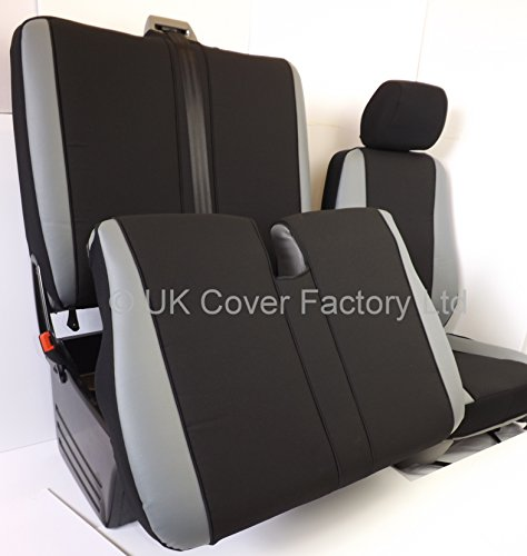 XtremeAuto Universal Extra Large Heavy Duty Waterproof Van Seat Covers 1