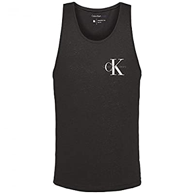 Calvin Klein Jeans Men's Tanko True Icon Tanktop T-Shirt