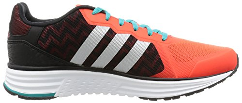 Adidas chaussures Cloud Mousse Flyer CBlack/MSilve/SolRed