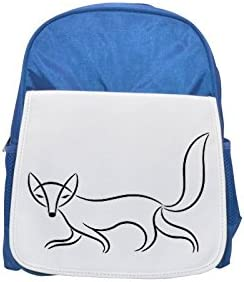 Another trying trying trying out bezier tool mode spiralic path form ellipse. Pretty and elegant curvy lines can be drawn   this tool as to be seen at this fox. printed kid's Bleu  backpack, Cute backpacks, cute | De Nouvelles Variétés Sont Introduites L'une Après L'au 233ebc