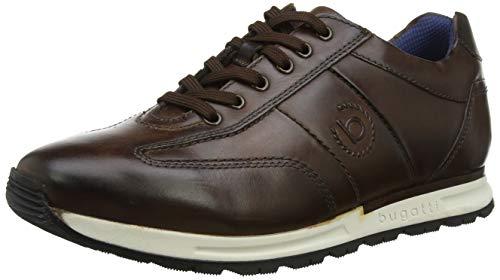 bugatti 311819021100, sneaker uomo, marrone (brown 6000), 41 eu