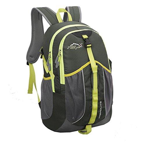 Wmshpeds Borsa a tracolla di uomini e donne tempo libero borsa sportiva outdoor arrampicata borsa da viaggio ultra - luce impermeabile B